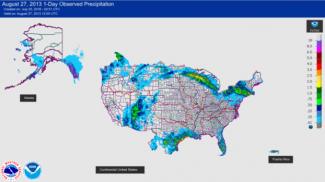 24-hr precipitation
